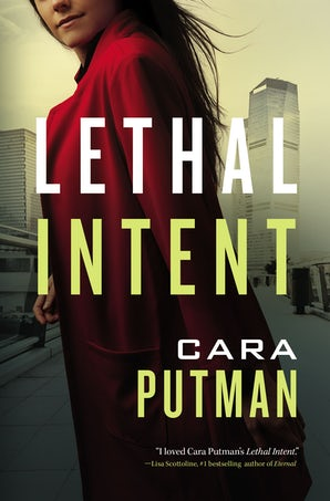 Lethal Intent Paperback  by Cara C. Putman
