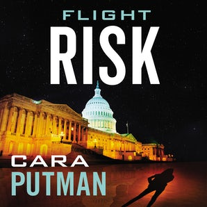 Flight Risk Downloadable audio file UBR by Cara C. Putman