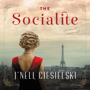 The Socialite Downloadable audio file UBR by J'nell Ciesielski