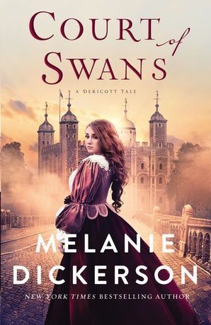 Court of Swans Hardcover  by Melanie Dickerson
