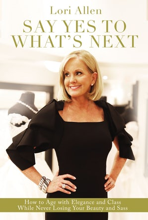 Say Yes to What's Next book image
