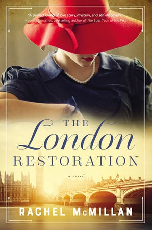 The London Restoration Paperback  by Rachel McMillan