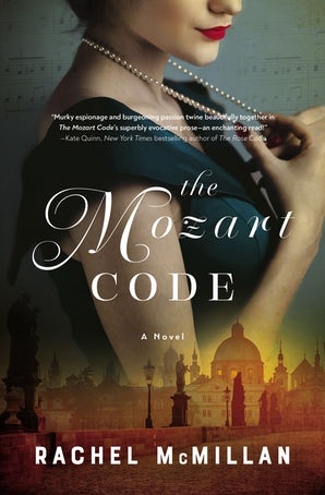 The Mozart Code Paperback  by Rachel McMillan