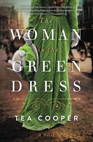 The Woman in the Green Dress Paperback  by Tea Cooper