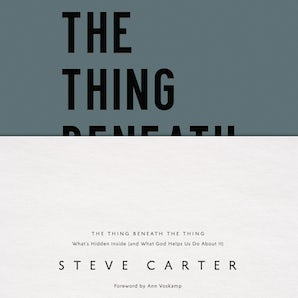 The Thing Beneath the Thing book image