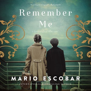 Remember Me Downloadable audio file UBR by Mario Escobar