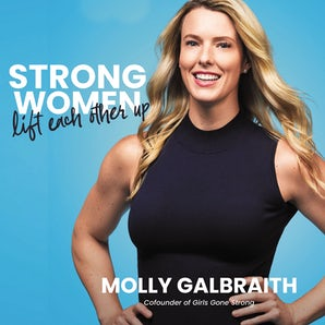 Strong Women Lift Each Other Up book image
