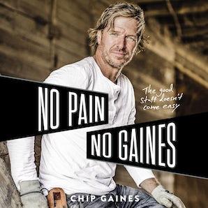 No Pain, No Gaines book image