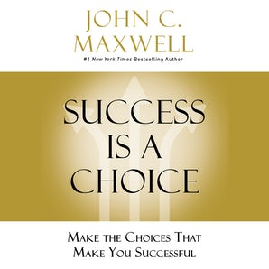 Success Is a Choice book image