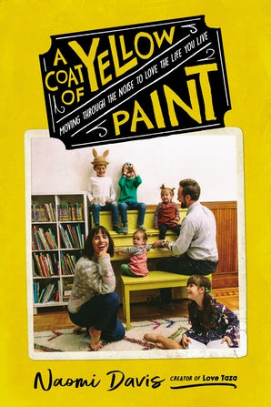 A Coat of Yellow Paint book image