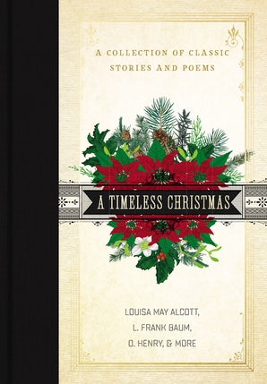 A Timeless Christmas Hardcover  by Louisa May Alcott