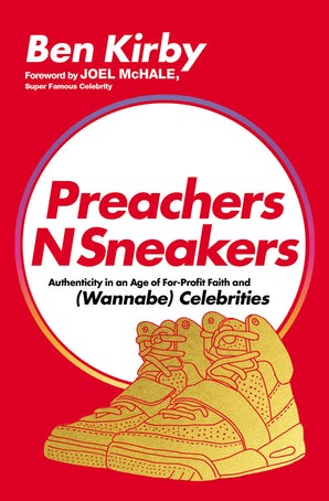 PreachersNSneakers book image