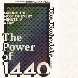 The Power of 1440 book image