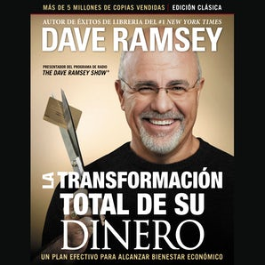 La transformación total de su dinero: Edición clásica Downloadable audio file UBR by Dave Ramsey