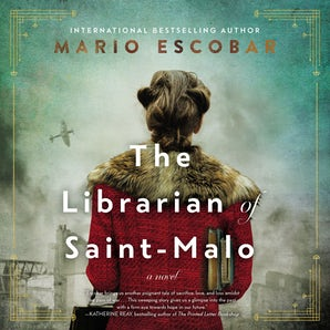 The Librarian of Saint-Malo Downloadable audio file UBR by Mario Escobar