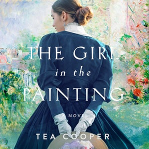 The Girl in the Painting Downloadable audio file UBR by Tea Cooper