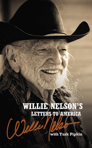 Willie Nelson's Letters to America book image