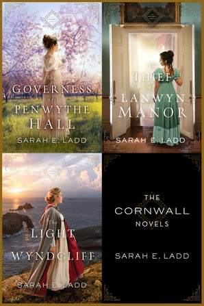 The Cornwall Novels eBook DGO by Sarah E. Ladd
