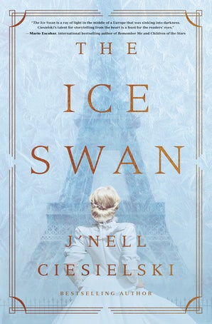 The Ice Swan Paperback  by J'nell Ciesielski