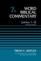 Joshua 1-12, Volume 7A
