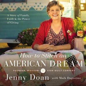 How to Stitch an American Dream book image