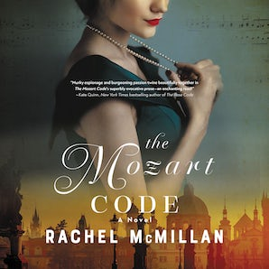The Mozart Code Downloadable audio file UBR by Rachel McMillan