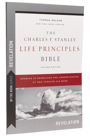 By the Book Series: Charles Stanley, Revelation, Paperback, Comfort Print book image
