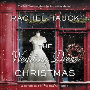 The Wedding Dress Christmas Downloadable audio file UBR by Rachel Hauck