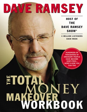 The Total Money Makeover Workbook book image