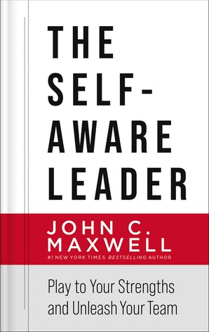 The Self-Aware Leader book image