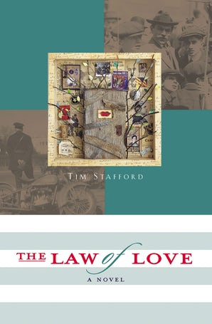 The Law of Love: Book Three of The River of Freedom Series book image