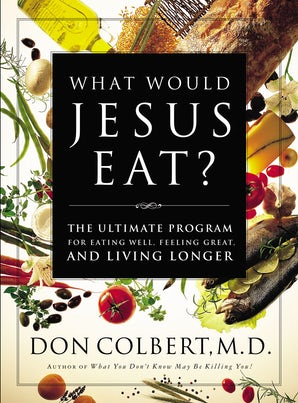 What Would Jesus Eat? book image