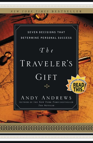 The Traveler's Gift Paperback  by Andy Andrews