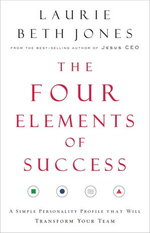 The Four Elements of Success book image