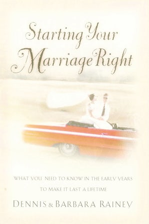 Starting Your Marriage Right book image