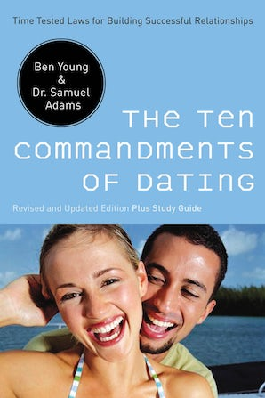 The Ten Commandments of Dating book image