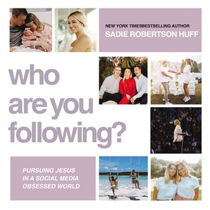 Who Are You Following? book image