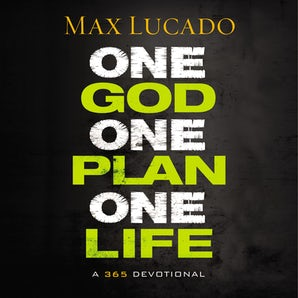 One God, One Plan, One Life book image