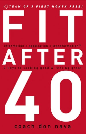 Fit after 40 book image