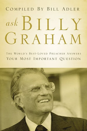 Ask Billy Graham book image