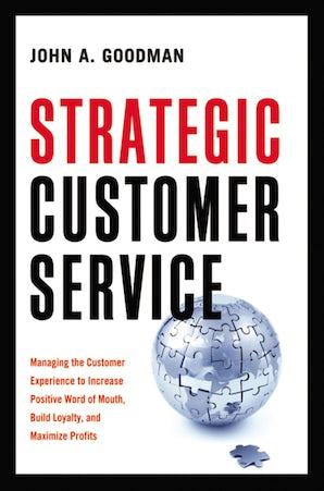 Strategic Customer Service book image