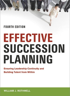 Effective Succession Planning book image