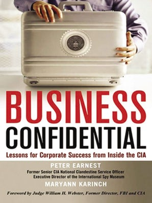 Business Confidential book image