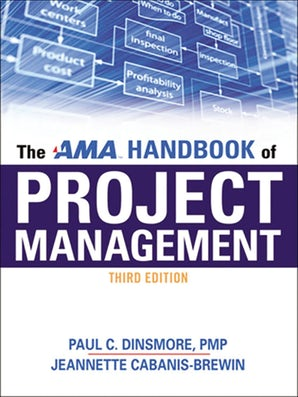 The AMA Handbook of Project Management book image