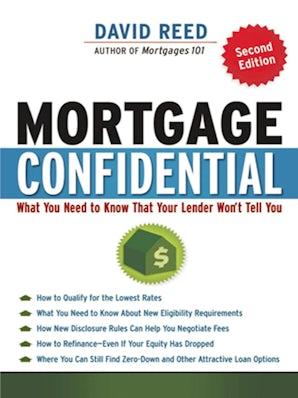 Mortgage Confidential book image