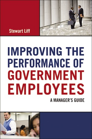 Improving the Performance of Government Employees book image