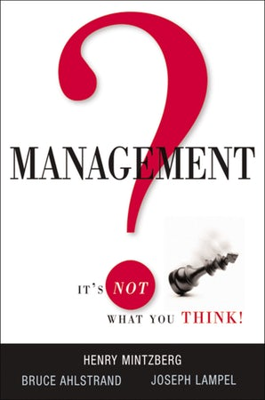 Management? It's Not What You Think! book image
