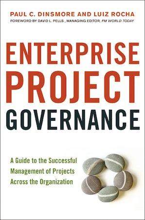 Enterprise Project Governance book image