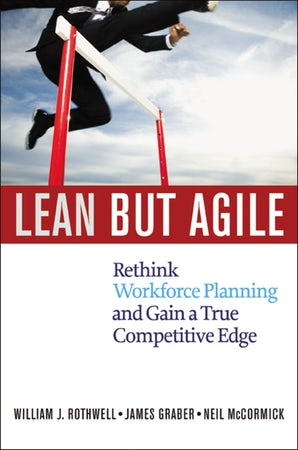 Lean but Agile book image
