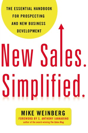 New Sales. Simplified. book image